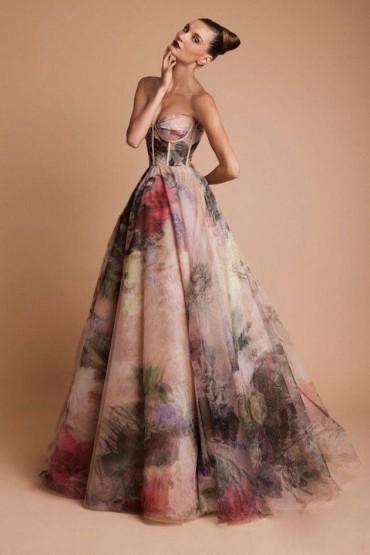 15 вдохновляющих свадебных платьев