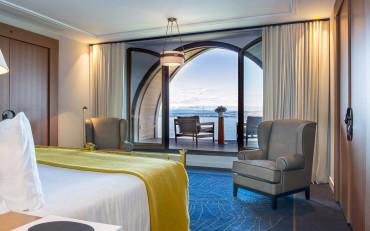 Новые номера категории Suite в отеле Royal Evian Resort