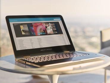 Новая версия культового ультрабука HP Spectre x360 приехала в Россию