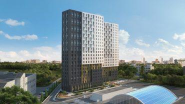 Жилой комплекс «Невский»: квартиры-палубы