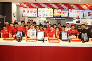 KFC открыл 500-й ресторан в России и СНГ