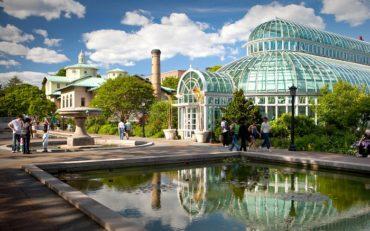 Самые красивые ботанические сады мира