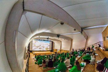 На ВДНХ открылся летний кинотеатр