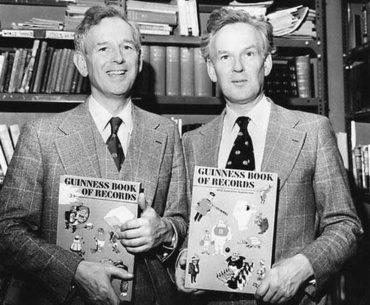 Теперь ты знаешь, что 27 августа 1955 года в Великобритании вышел в свет первый экземпляр «Книги рекордов Гинесса»…