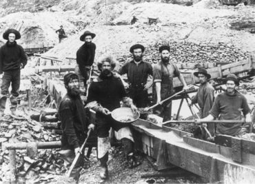Теперь ты знаешь, что 17 августа 1896 началась знаменитая «Золотая лихорадка» на Клондайке…