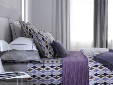 Коллекция постельного белья Yves Delorme осень-зима 2016-2017