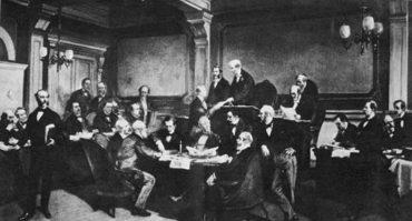 Теперь ты знаешь, что 22 августа 1864 года подписана первая Женевская конвенция…
