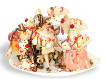 Музей мороженого — искусство, которое хочется съесть!