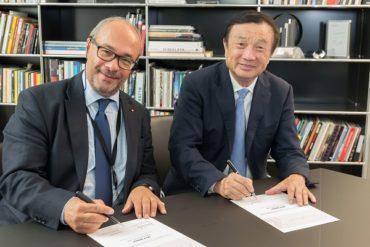 Huawei совместно с Leica Camera AG открывают новый исследовательский центр