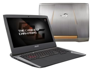 ASUS представила обновленные продукты с графической системой NVIDIA