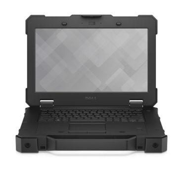 Новые защищенные ноутбуки Dell Latitude Rugged