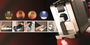 Капсульная кофемашина ZES 200 от ZEPTER