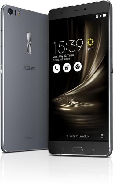 Новый мультимедийный смартфон ASUS ZenFone 3 Ultra