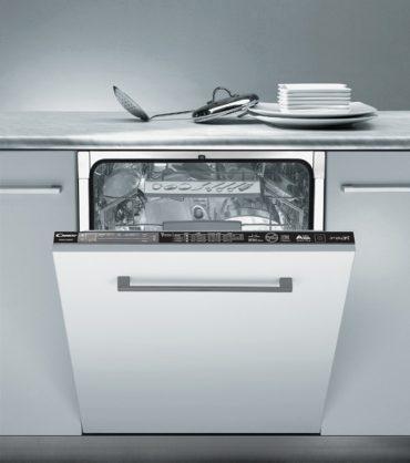 Самая «гостеприимная» посудомоечная машина