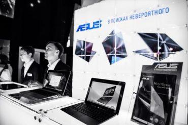 Компания ASUS покажет устройства нового поколения на Mercedes-Benz Fashion Week Russia
