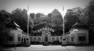 стокгольм, швеция, скансен, музей, в этот день, 11 октября