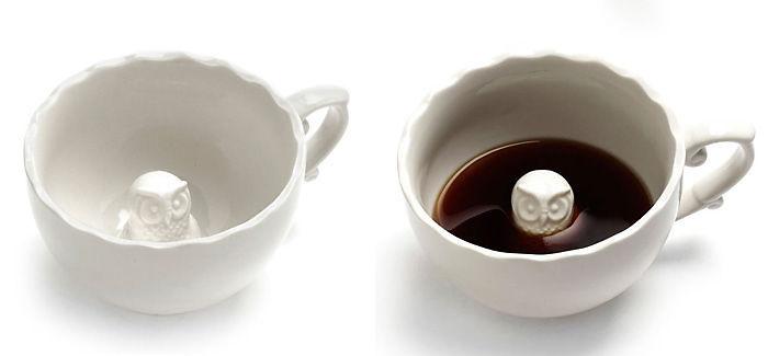 Чашка с секретом