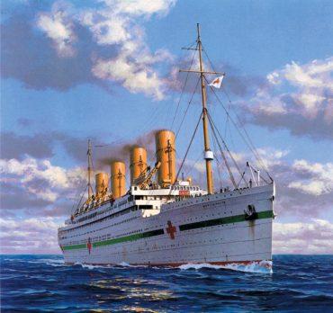 Теперь ты знаешь, что 21 ноября 1916 года в Эгейском море затонул «Британик» — корабль-близнец «Титаника».