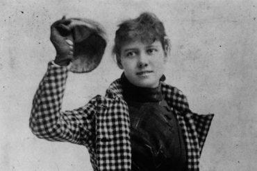 Теперь ты знаешь, что 14 ноября 1889 года журналистка Нелли Блай отправилась в кругосветное путешествие, соревнуясь с героем Жюля Верна