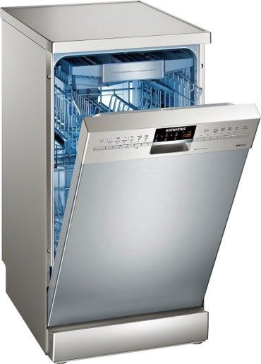 Компактные посудомоечные машины Siemens  с технологией Zeolith®