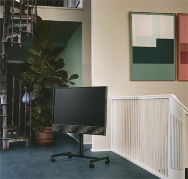 Bang & Olufsen представляет новый телевизор BeoVision Horizon