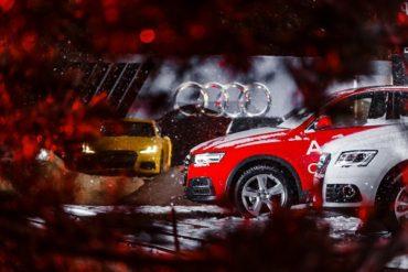 Audi quattro days – долгожданный тест-драйв по уникальным внедорожным трассам