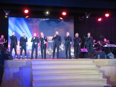 Прошел концерт в Кремле вокального проекта VIVA