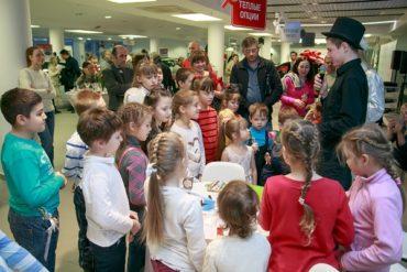 Поклонники марки KIA встретили Новый год в АвтоСпецЦентре