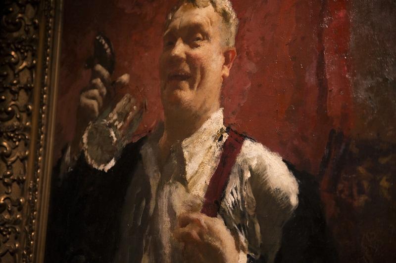 выставка непарадный портрет