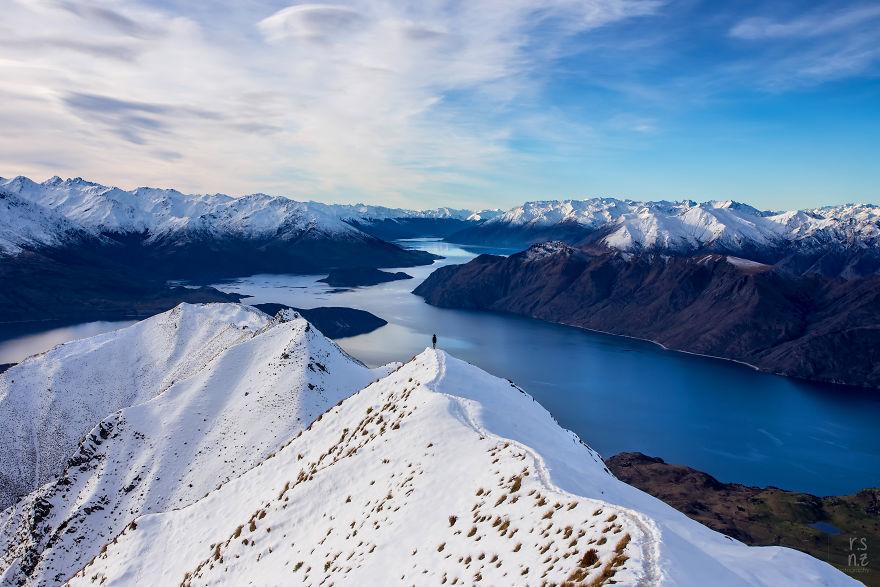 Пик Ройс, Новая Зеландия