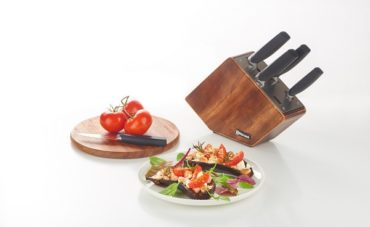 Стильный набор ножей Lincor от Röndell