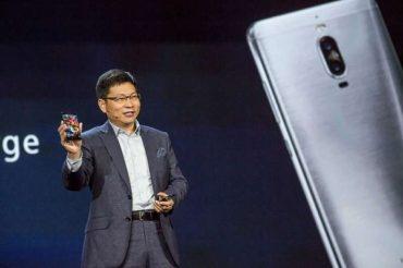 Встречайте смартфон Huawei с искусственным интеллектом