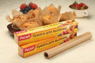 Экобумага Paclan для выпечки