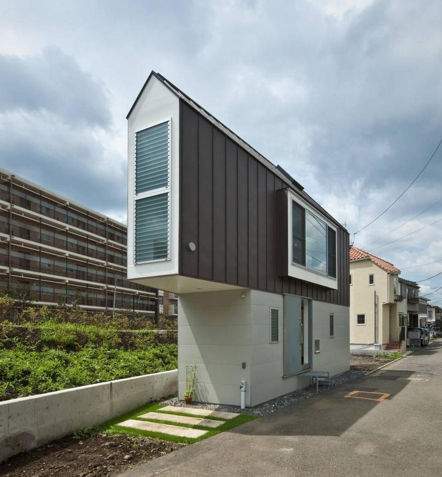 Маленький дом в Японии