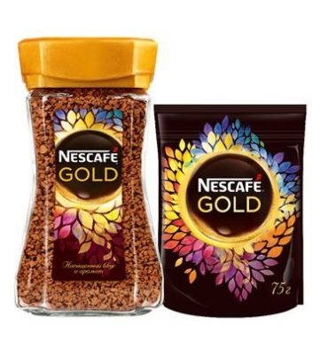 NESCAFÉ Gold встречает весну яркими красками
