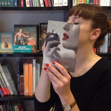 Как веселятся сотрудники книжного магазин