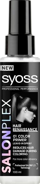 Реставрация волос с Syoss SALONPLEХ – революционный уход за волосами