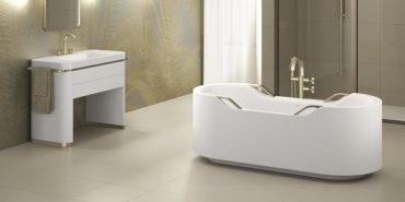 Armani/Roca представляет коллекцию для ванной комнаты — Baia