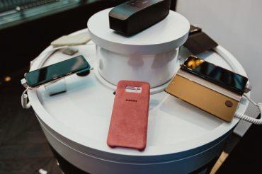 Запуск флагманских смартфонов  Samsung Galaxy S8 и Galaxy S8+