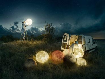 Доставка луны: история одной фотографии