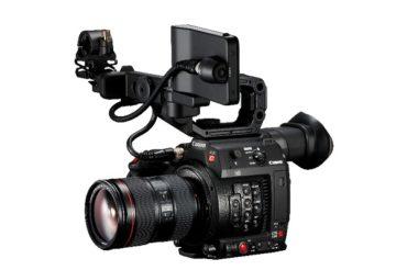 Canon представляет компактную камеру Cinema EOS с поддержкой 4K — EOS C200