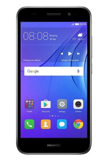 Huawei представляет новый 5-дюймовый смартфон Y3 2017