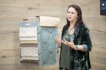 «Аскона» представила новую коллекцию дизайнерских тканей