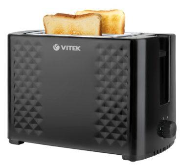 Стильный тостер VT-1586 от VITEK