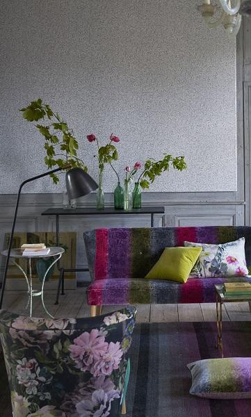 Новая коллекция сезона осень/зима 2017 Tulipa Stellata от Designers Guild