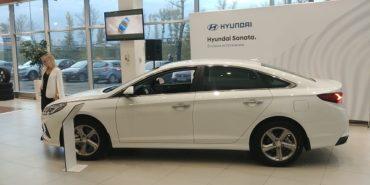 21 октября в АвтоСпецЦентр Внуково состоялась презентация обновленной Hyundai Sonata