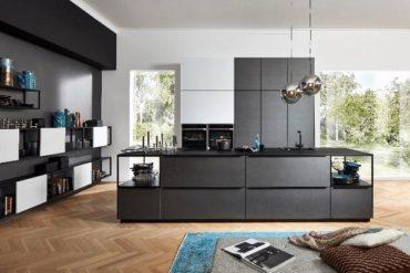 Nolte Küchen: настоящие кухни