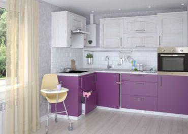 Создайте неповторимую кухню с «Леруа Мерлен»