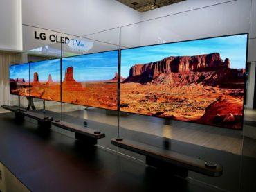 Oled телевизоры LG с качественным звуком в формате DOLBY TRUEHD