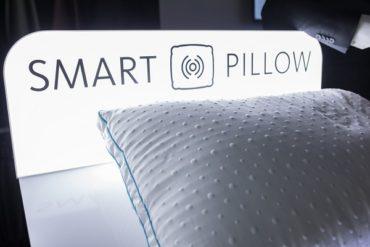 Askona представила первую в мире умную подушку